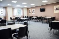 Penzion Kouty společenská místnost